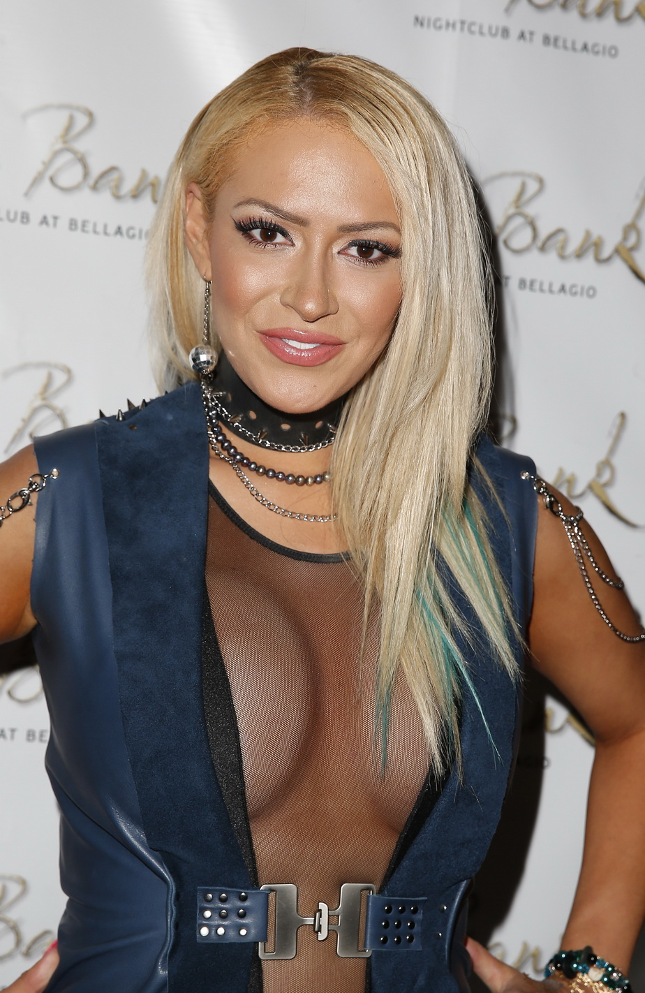 "23 October 2015 - Las Vegas, NV -   Kaya Jones.  The Bank Nightclub inside Bellagio hosts Kaya Jones"" Album Release Party. Photo Credit: MJT/AdMedia"